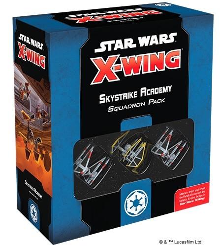 Star Wars X-Wing - Skystrike-Akademie (DE)