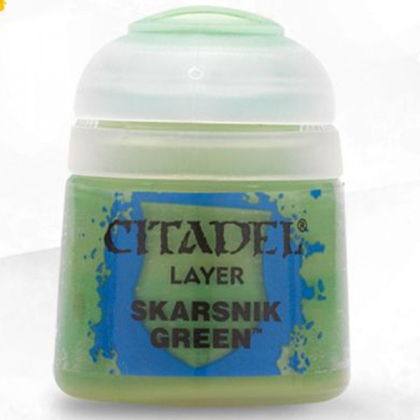 Layer: Skarsnik Green 12ml