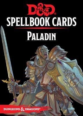 Spellbook Cards Paladin Revised (69 Cards)