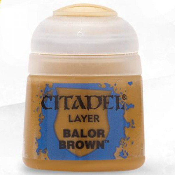 Layer: Balor Brown 12ml