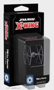 Star Wars: X-Wing TIE/ln Fighter Erw. (dt.)
