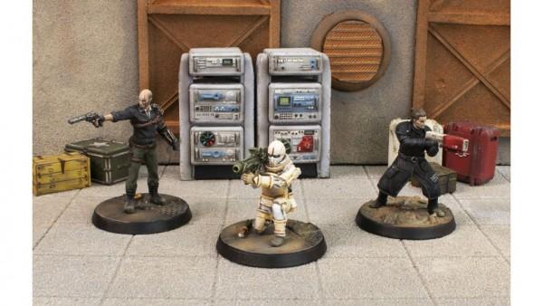 Fallout: Wasteland Warfare - Covert Operatives (eng.)