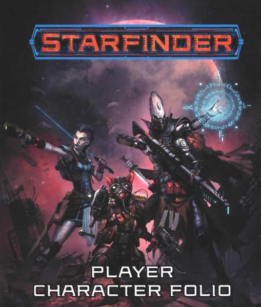 Starfinder Player Character Folio (engl.)
