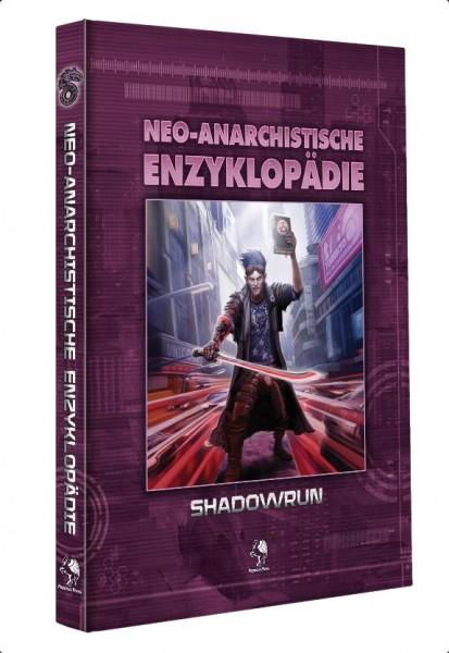 Shadowrun: Neoanarchistische Enzyklopädie (Hardcover)