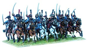Perry Miniatures: French Hussars 1792-1815 (14)