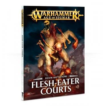 Flesh-Eater Courts Battletome (HC) (engl.)