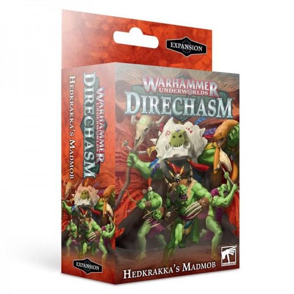 Warhammer Underworlds: HedKrakka´s Madmob (EN)