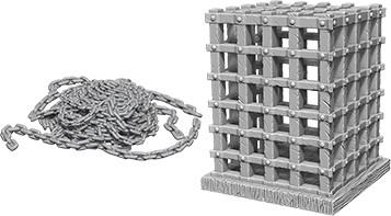 Pathfinder Deep Cuts Mini.: Cage & Chains