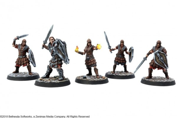 Imperial Legion Plastic Faction - The Elder Scrolls - Call to Arms