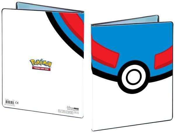 Pokémon: Pokémon Great Ball 9-Pocket Portfolio