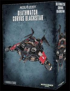 Warhammer 40k Space Marines: Deathwatch Corvus Blackstar