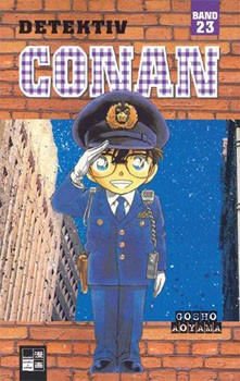 Detektiv Conan: Band 23