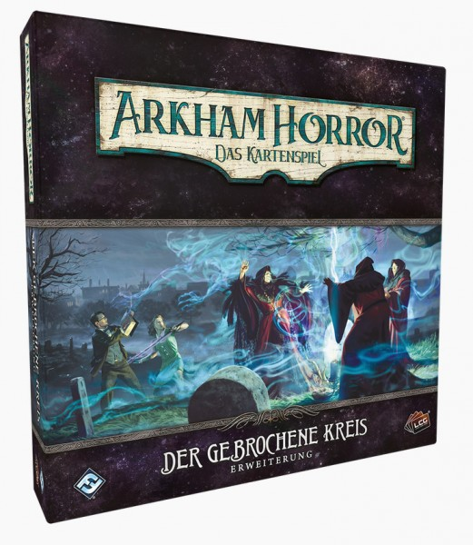 Arkham Horror: LCG - Der gebrochene Kreis