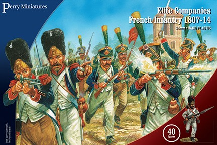 Perry Miniatures: French Napoleonic Elite Companie 1807-1814