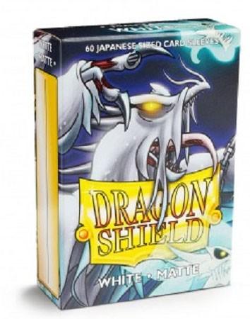 Dragon Shield Japanese Matte Weiß (60 Stück)