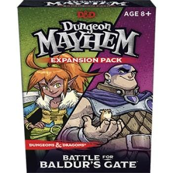 D&D Dungeon Mayhem - Battle for Baldur's Gate Erw. (engl.)