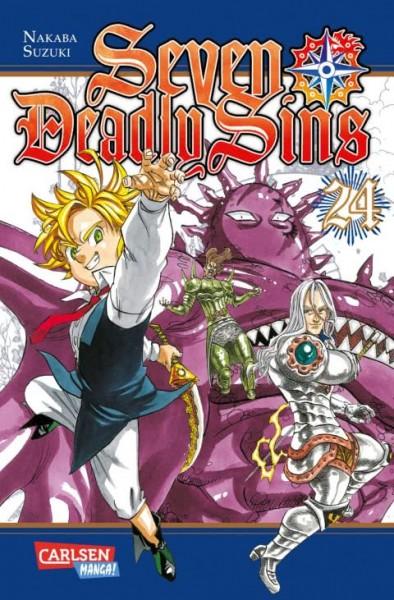 Seven Deadly Sins Band 24