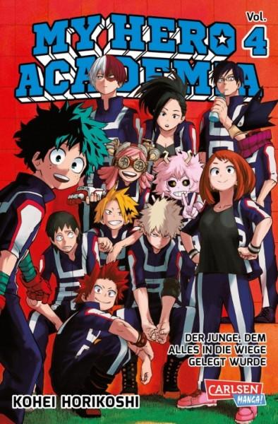 My Hero Academia Band 04