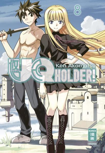 UQ Holder! Band 08