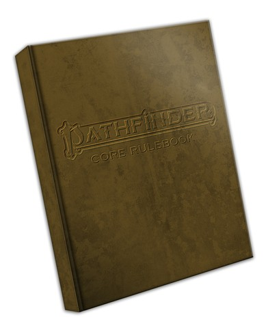 Pathfinder Core Rulebook (Special Edition) (P2) (engl.)