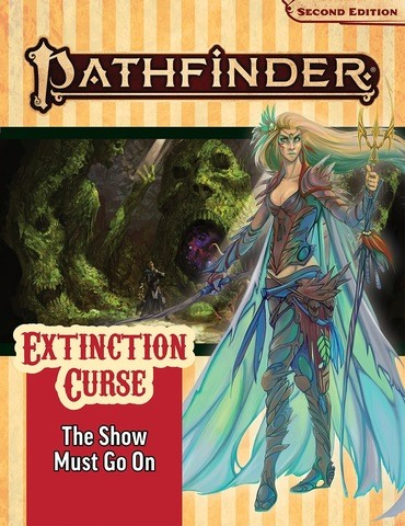 Pathfinder #151: The Show must go on (P2) (engl.)