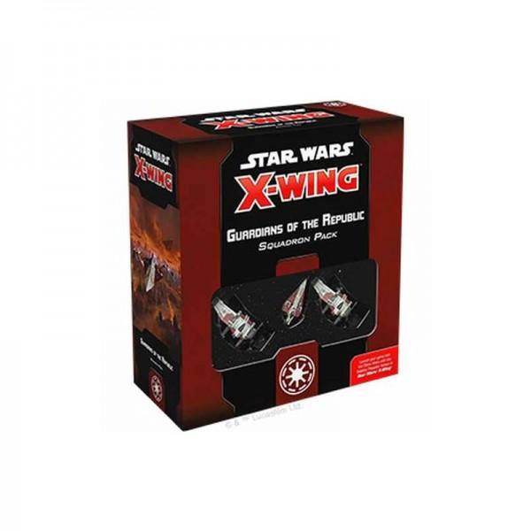 Star Wars: X-Wing 2. Edition Wächter der Republik