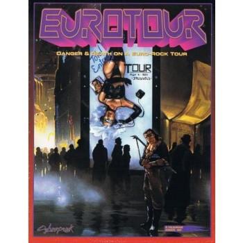 Cyberpunk: Eurotour (engl.)
