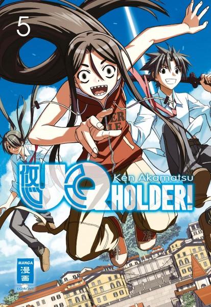 UQ Holder! Band 05