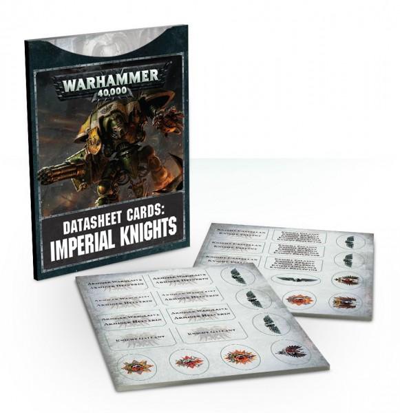 Warhammer 40.000 Imperial Knights Datasheet (englisch)