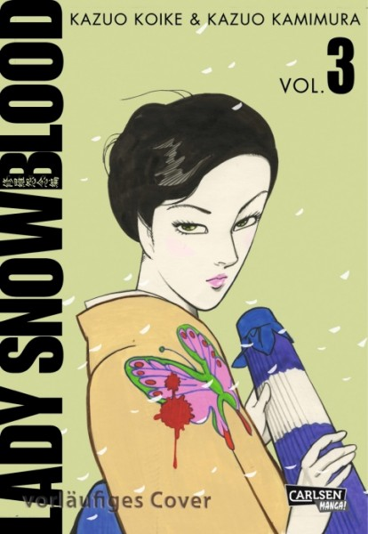 Lady Snowblood (Neuedition) 3 (Softcover)