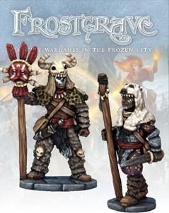 Frostgrave: Frostgrave Witch & Apprentice