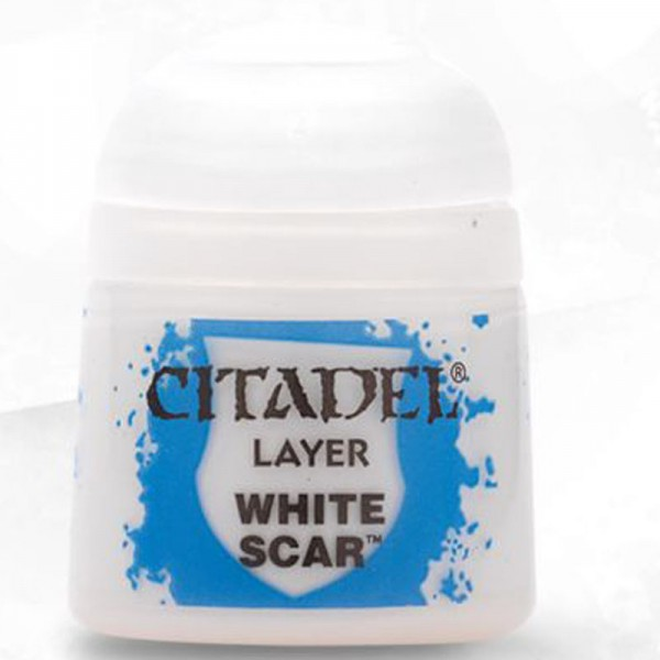 Layer: White Scar 12ml