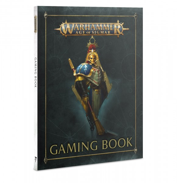Age of Sigmar: Gaming Book (englisch)