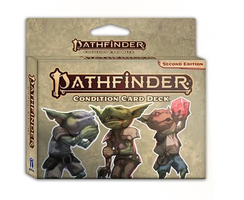 Pathfinder Condition Card Deck (P2) (engl.)