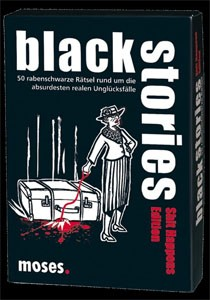 Black Stories Kartenspiel - Shit Happens