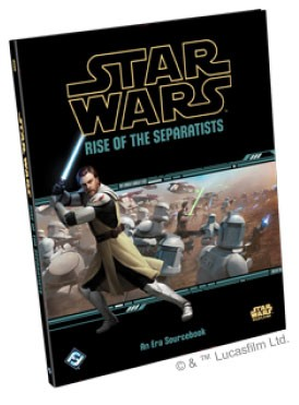 StarWars RPG: Star Wars Roleplay: Rise of the Separatists engl.