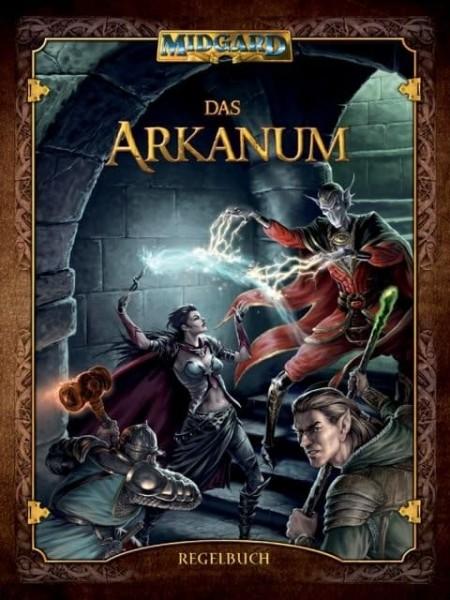 Midgard: Das Arkanum (5te Edition)