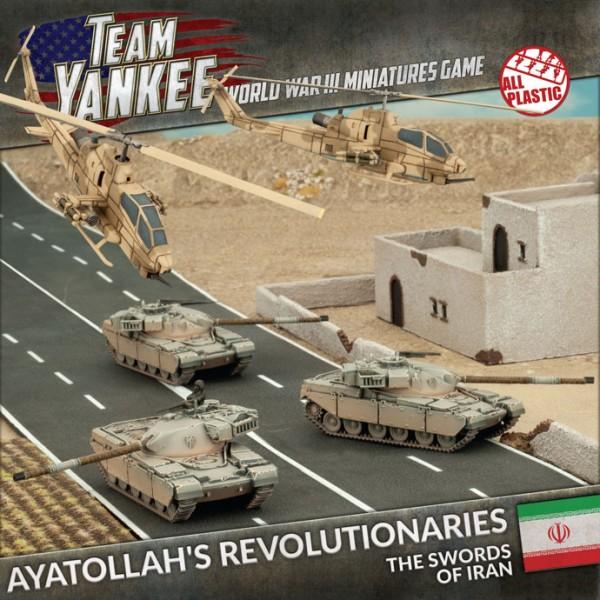 Oil War: Ayatollah´s Revolutionaries (Plastik)