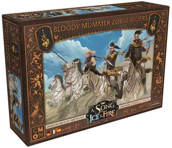 A Song of Ice & Fire - Bloody Mummer Zorse Riders (DE)