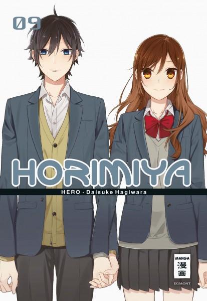 Horimiya Band 09