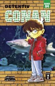 Detektiv Conan: Conan 84