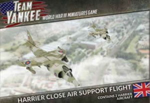 Team Yankee: Harrier Flight