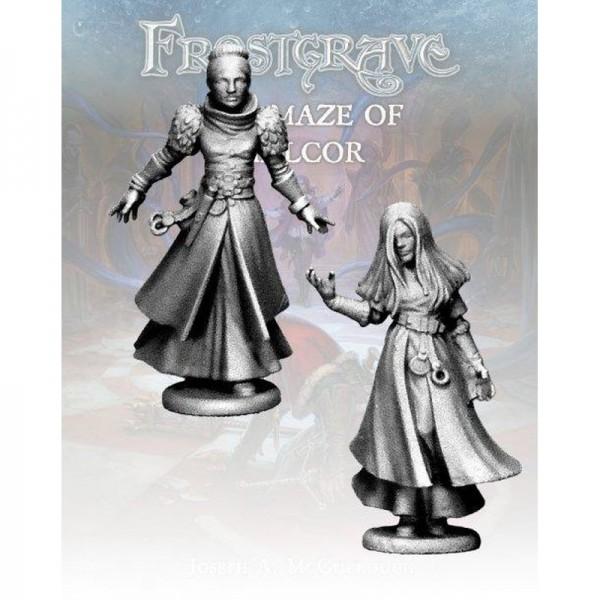 Frostgrave: Spiritualist & Apprentice (2)