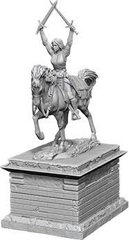 Pathfinder Deep Cuts Mini.: Heroic Statue