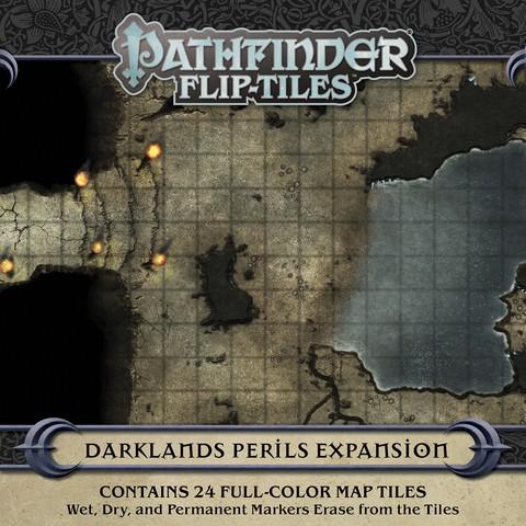 Flip-Tiles: Darklands Perils Expansion (engl.)