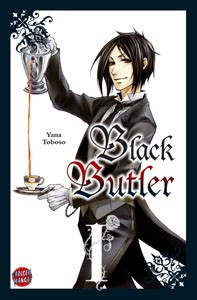 Black Butler Bd. 01