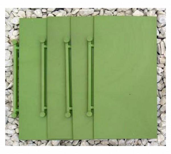 Renedra: Plastik Basen 100mm X 50mm (4)