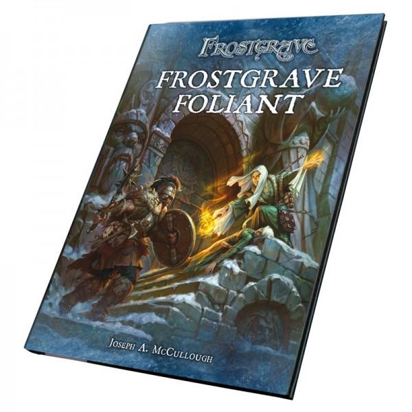Frostgrave Foliant deutsch