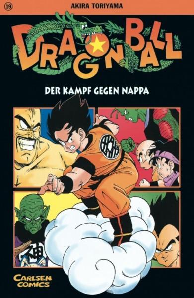 Dragon Ball Band 19
