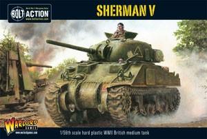 Bolt Action: British Sherman V